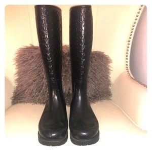 Louis Vuitton Rain Boots Size 7 AUTHENTIC!!!!